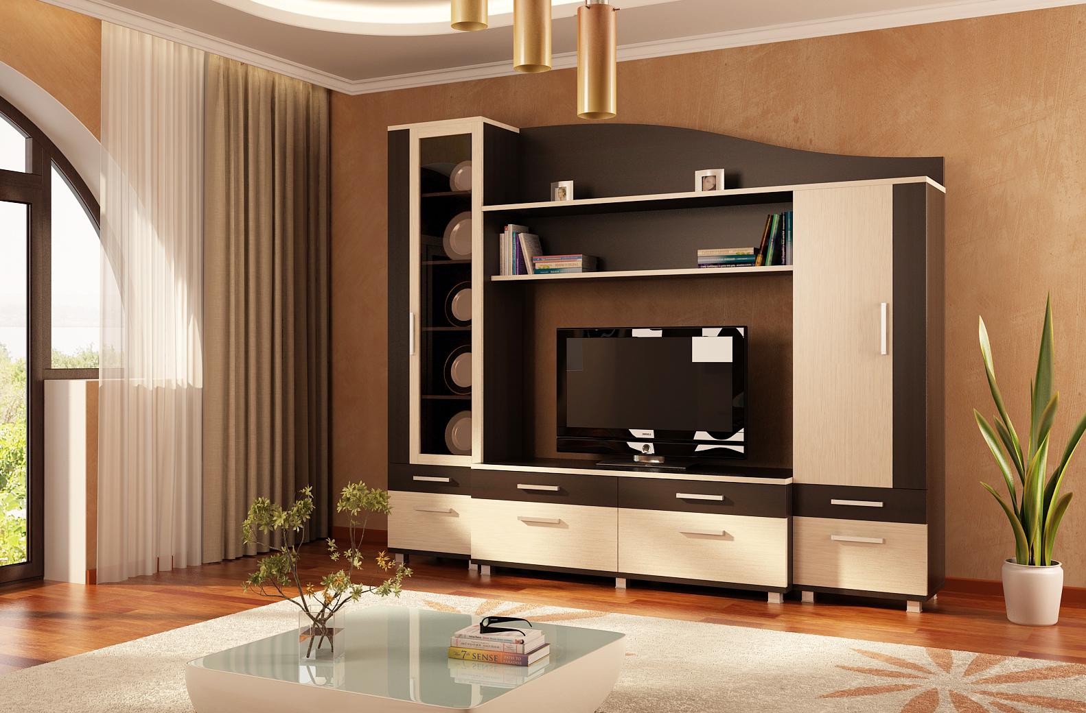 Gibaba каталог: гостиная стенка стиль.